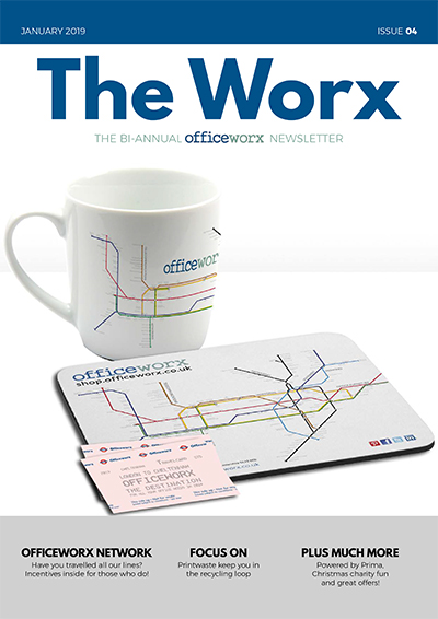The Worx - Issue 4